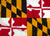 3x5ft Maryland Flag