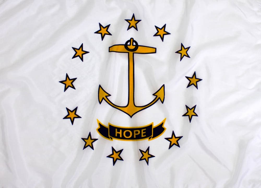 3x5ft Rhode Island Flag