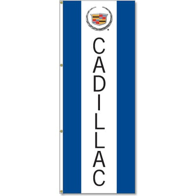 Cadillac Flag Blue White Blue