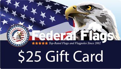 Patriot Gift Card - From Federal Flags