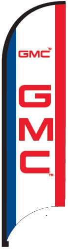 GMC Logo Sail Banner - 11ft