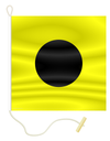 Nautical Signal Flag I - INDIA