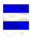Nautical Signal Flag J - JULIET