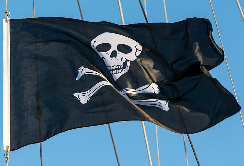 Pirate Flag / Jolly Roger Flag