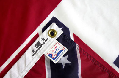 Mississippi flag made in USA