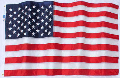 Outdoor Nylon American Flag Full View