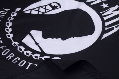 Outdoor Nylon POW MIA Flag Folds