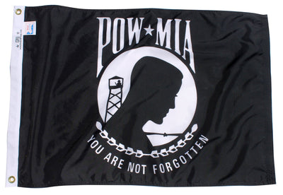 Outdoor Nylon POW MIA Flag Full