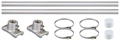 Avenue Banner Hardware Kit for 24in wide, single banner