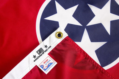 Tennessee flag made in USA
