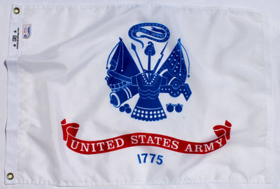 US Army flag made in USA