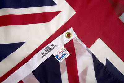 United Kingdom flag made in USA