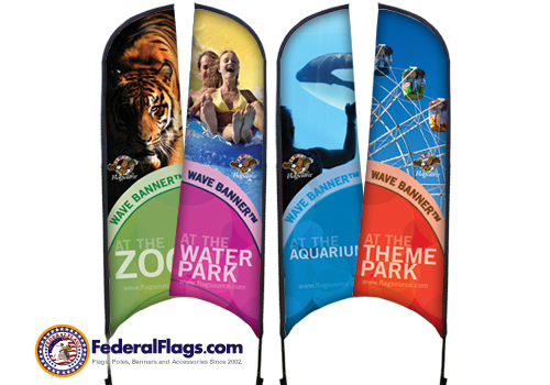 Custom Printed Sail Banners