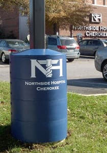 Northside Hospital Poletectors