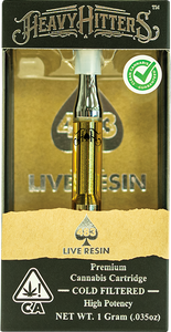 Live Resin Cartridge