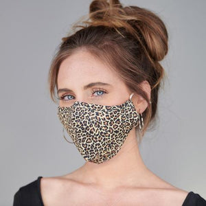 Adult Mask - Leopard