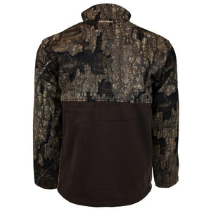 The Landing Zone 1/4 Zip in Realtree Timber