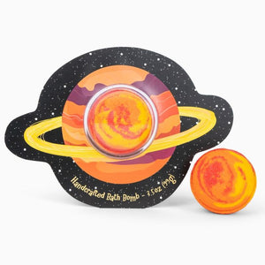 Cait + Co Planet Bath Bomb Clamshell