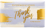 Celebrations Soap - Thank You - Blue