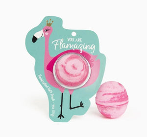Cait + Co Flamingo Bath Bomb