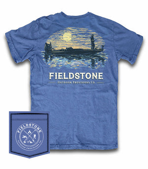 Fieldstone Fisherman Short Sleeve T-Shirt