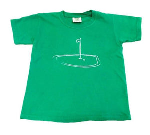 Kids Putting Green Tee