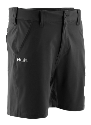 "HUK NEXT LEVEL 7"" SHORT- BLACK"