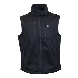 Renegade Softshell Vest : Black