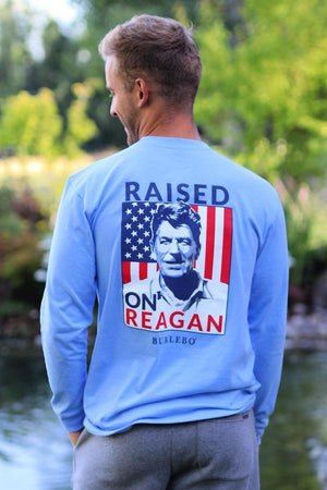 Raised On Reagan Tee