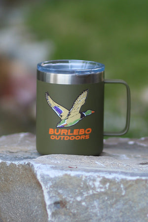 BURLEBO Outdoors Mug