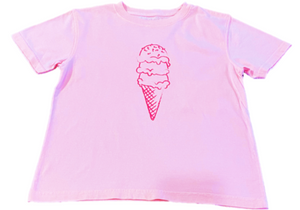 Kids Ice Cream Tee