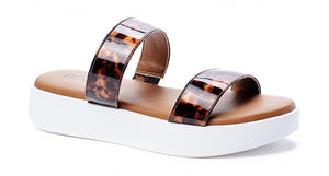 Paddle Board Sandals -Tortoise
