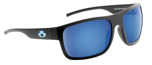 RABUN MATTE BLACK & PACIFIC BLUE Sunglasses