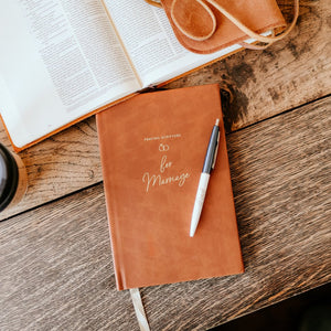 Praying Scripture for Marriage Journal