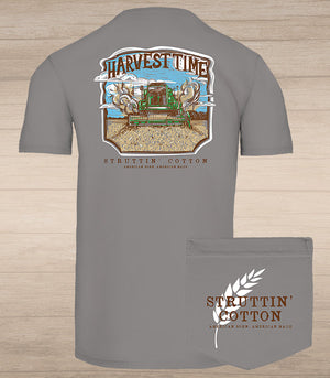 Harvest Time Short Sleeve T-Shirt