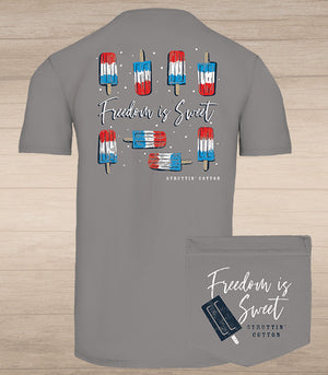 Sweet Freedom Short Sleeve T-Shirt