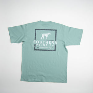Southern Point Co. Youth Vintage Square Tee