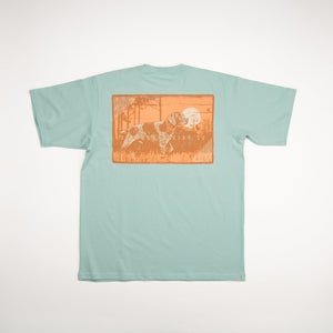 Southern Point Co. Youth Back Fourty Tee
