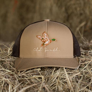Old South Trucker Hat - Mallard