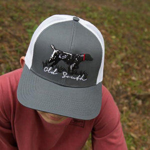 Old South Pointer Trucker Hat - Youth