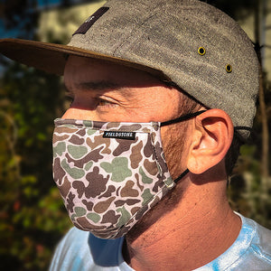 Fieldstone Camo Mask