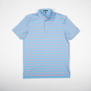 Southern Point Co. Youth Performance Polo - Dusk Blue