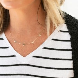 HOPE Dainty Necklace