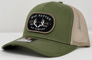 MHC Antler/Arrow Army/Olive