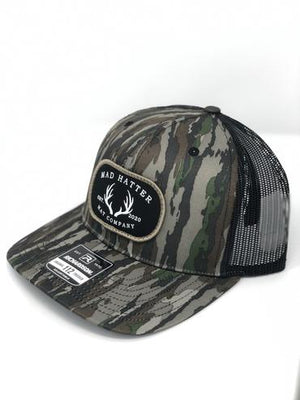 MHC Antler Patch Realtree