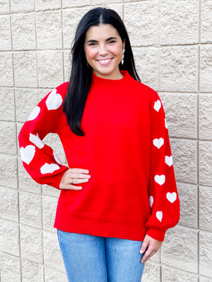 All For Love Sweater