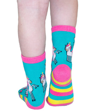 Unicorn Kid Sock