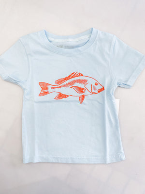 Kids Red Snapper Tee