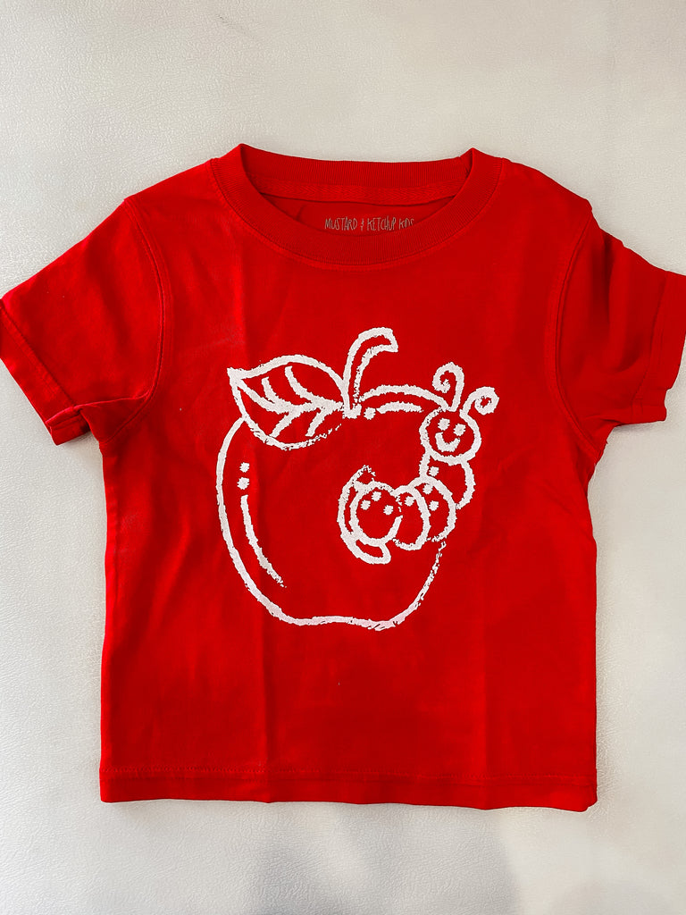Red Apple Tee