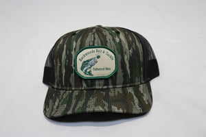 Backwoods Bait and Tackle Realtree Original Snapback